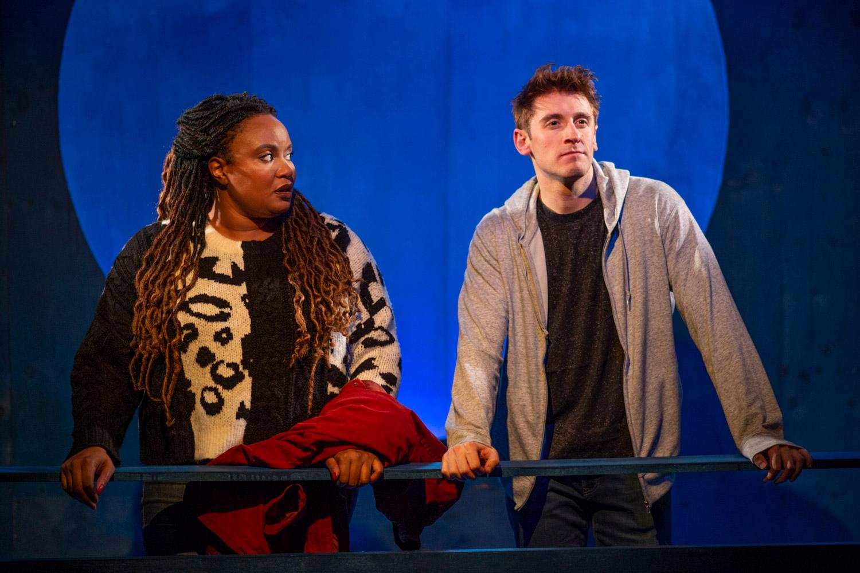 Kelechi Ezie (left) and Alex J. Gould. Photo by Michael R. Dekker